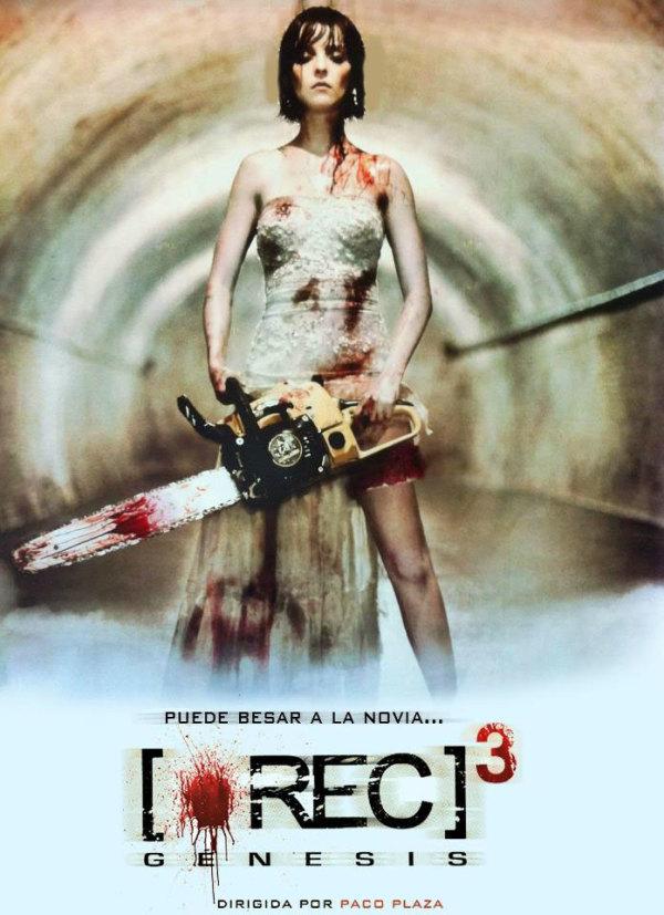 Nieuwe trailer & poster [REC]³: Genesis