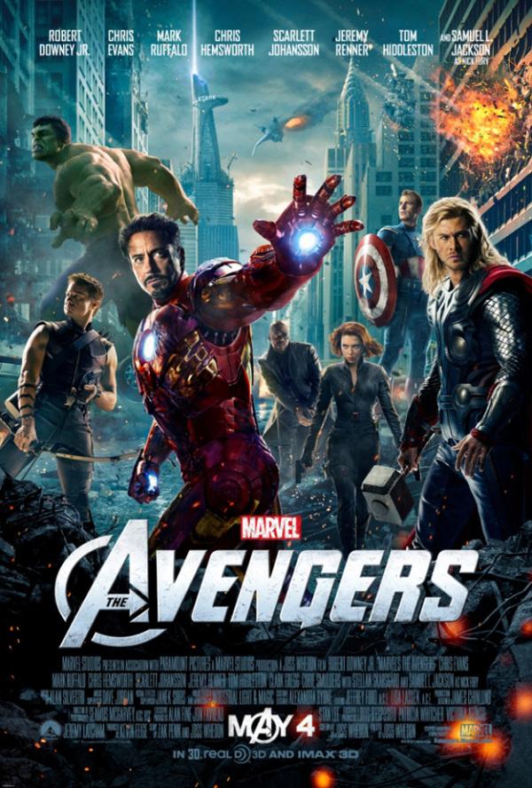 Nieuwe posters van The Avengers!