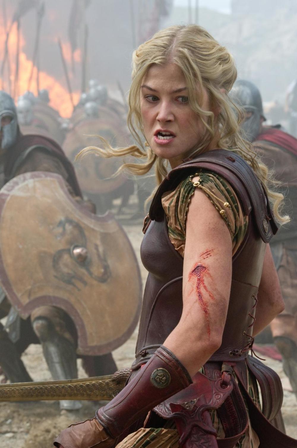 Nieuwe tv-spotjes & foto's Wrath of the Titans