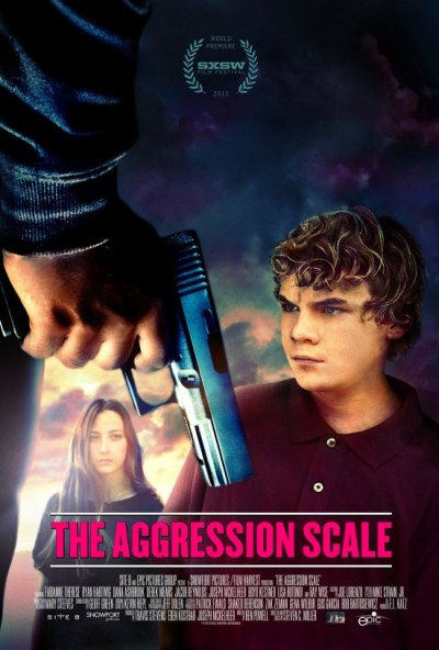 Trailer en poster voor thriller 'The Aggression Scale'