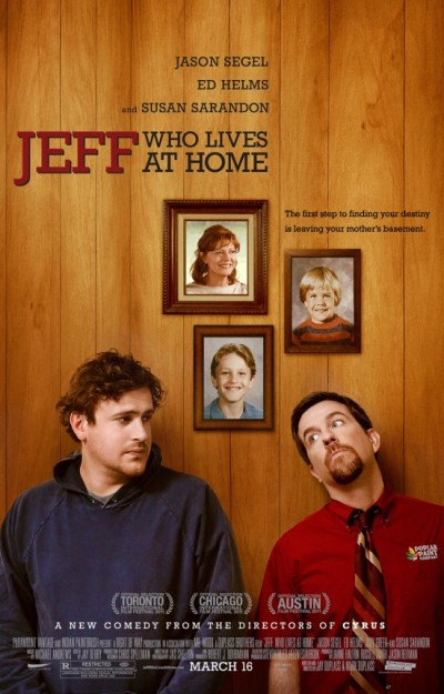Poster Jeff Who Lives at Home