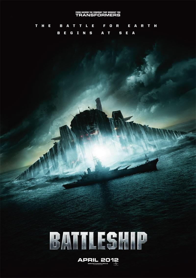 Nieuwe poster Battleship