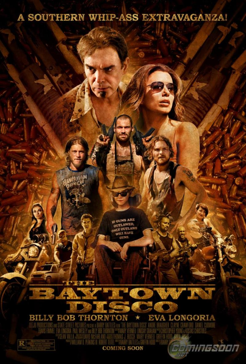 Poster The Baytown Disco