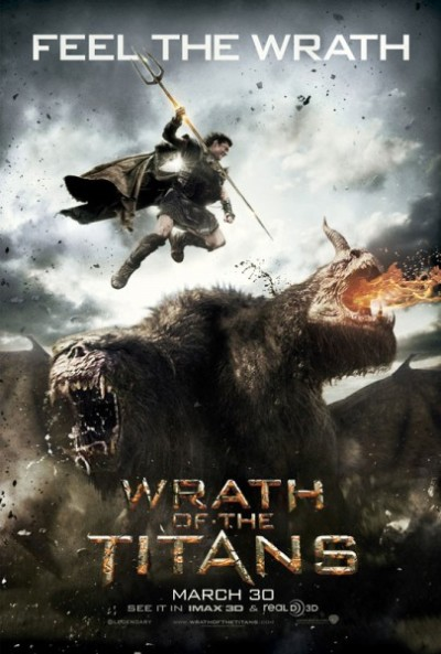 Trailer Wrath of the Titans!