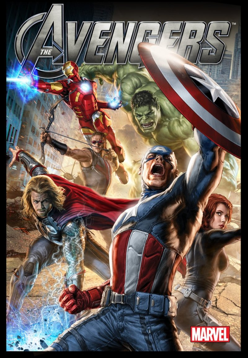 Nieuwe (Duitse) trailer The Avengers