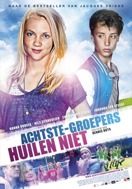 Trailer en poster Achtste Groepers Huilen Niet
