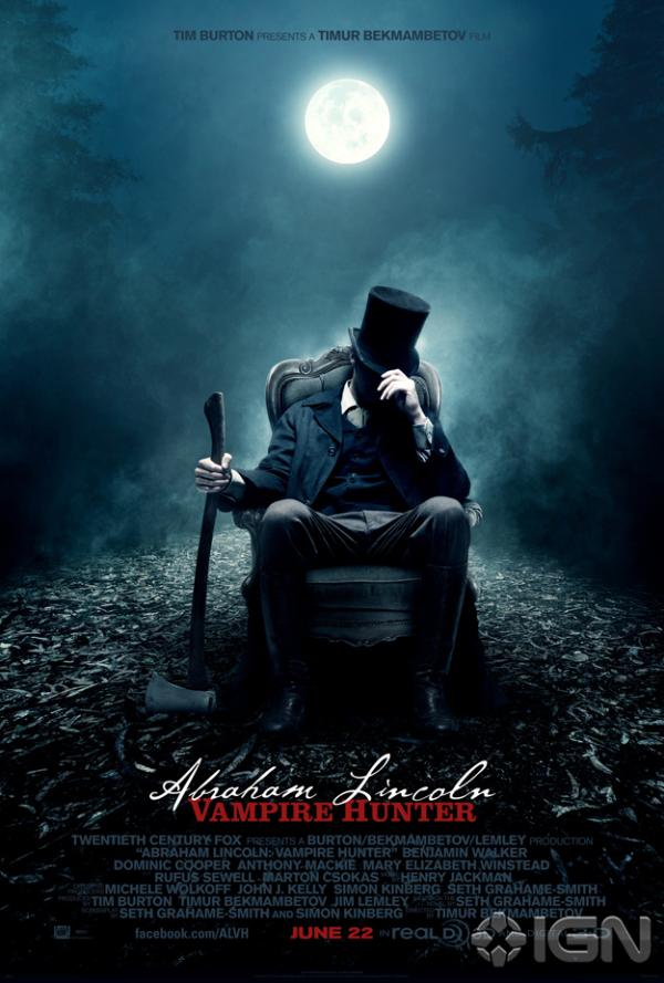 Poster(s) Abraham Lincoln: Vampire Hunter