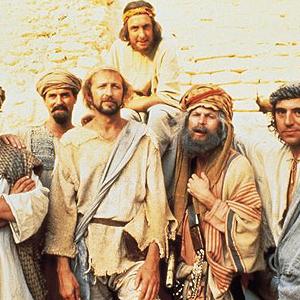 The Monty Python team in