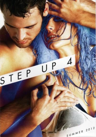 Eerste poster Step Up 4