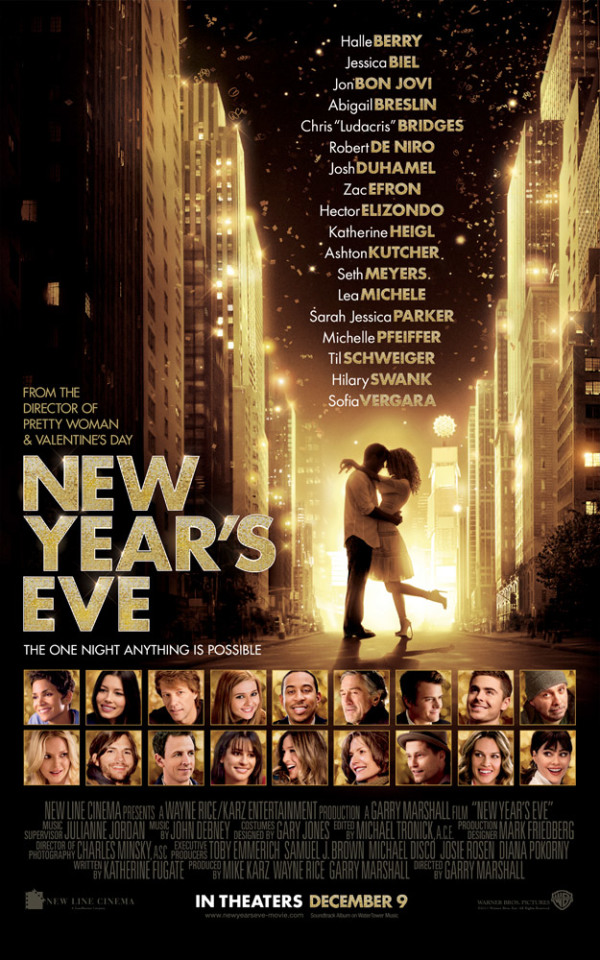 Poster New Year's Eve