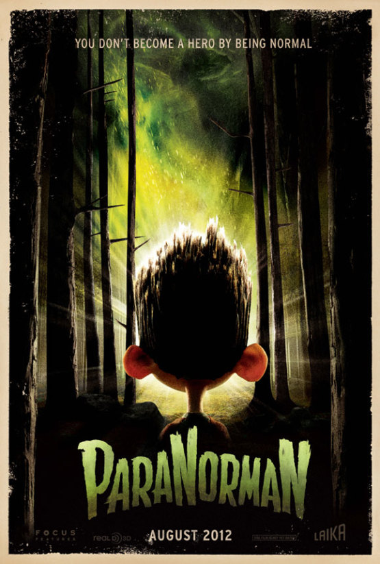 Teaser poster van ParaNorman