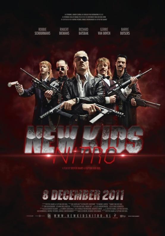 Poster New Kids Nitro