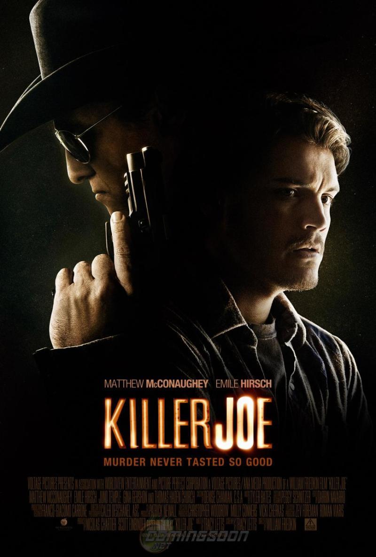 Fraaie poster Killer Joe