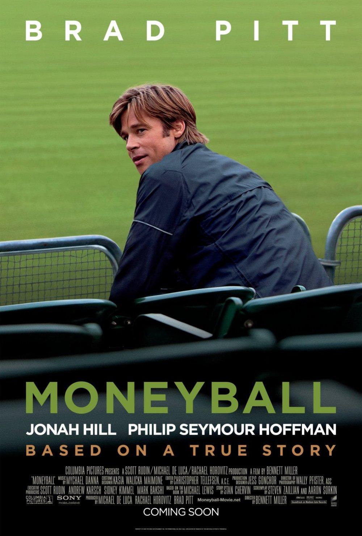 Twee bijna indentieke Moneyball posters