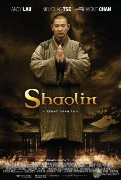 Shaolin trailer, poster en foto's!