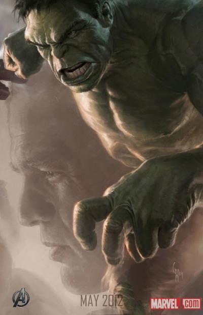 Nieuwe The Hulk onthuld!