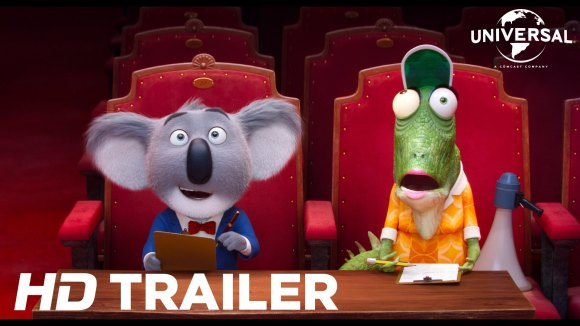 SING | Trailer 1 (Universal Pictures) Nederlands gesproken - UPInl