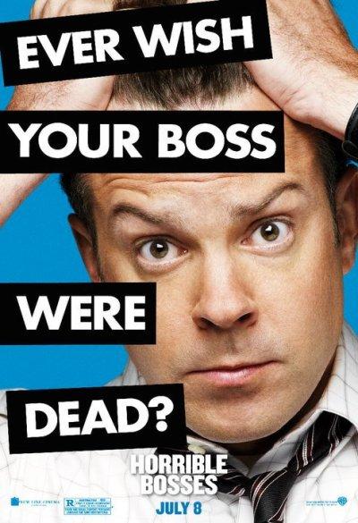 Horrible Bosses trailer, clip & posters