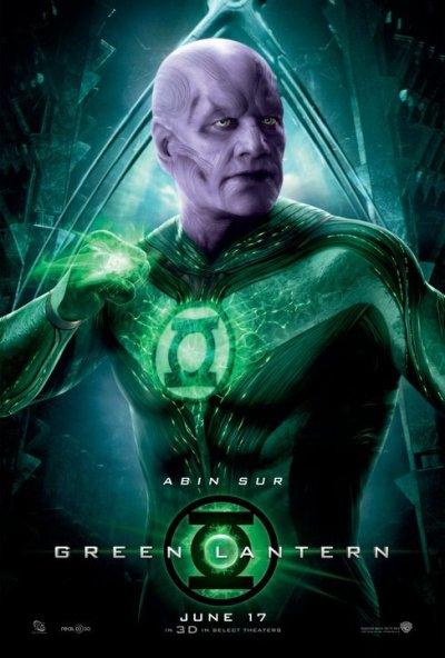 En nog een Green Lantern trailer!