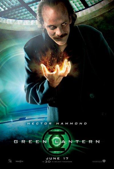 Green Lantern poster: Dr. Hector Hammond