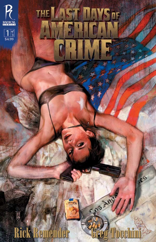Sam Worthington in Last Days of American Crime