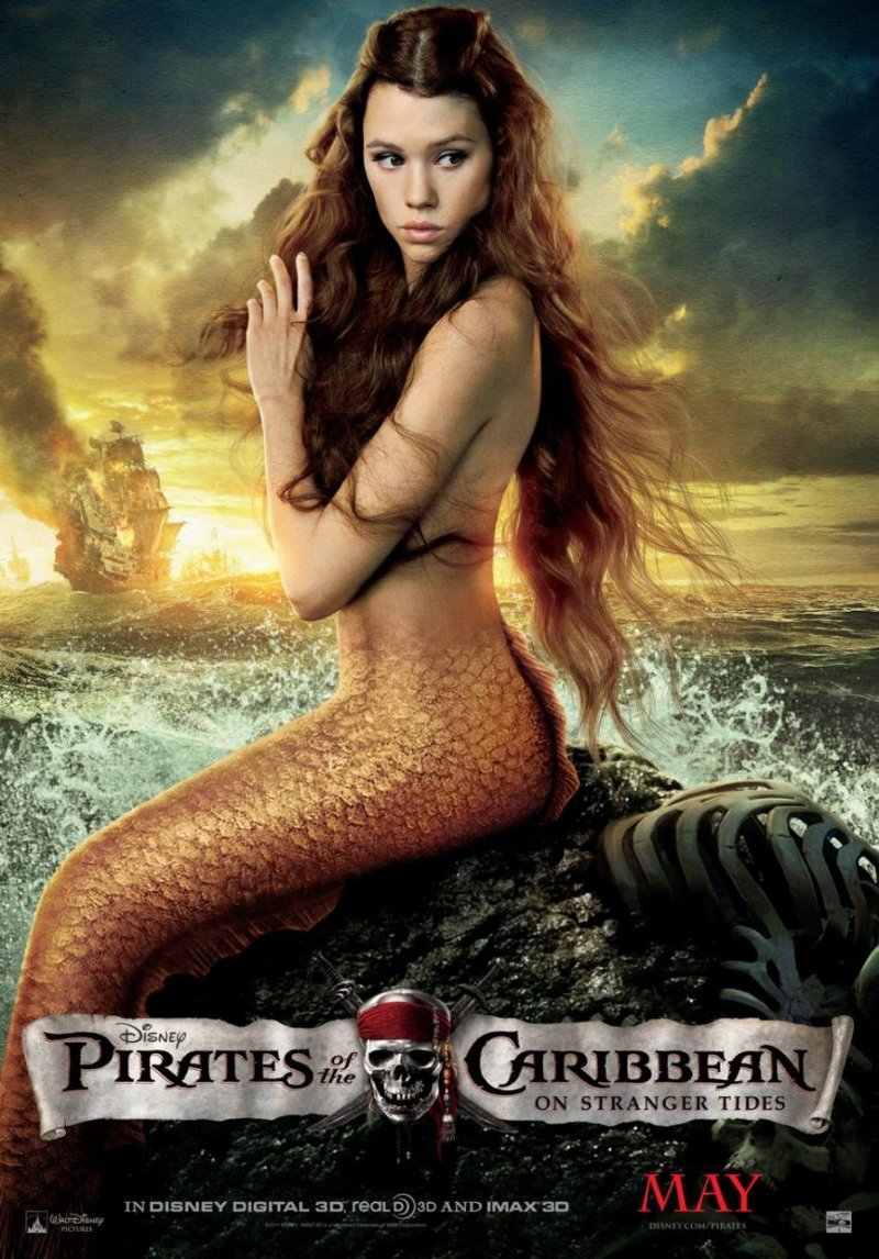 Twee posters & featurette Pirates of the Caribbean: On Stranger Tides
