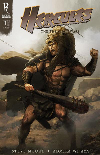 Brett Ratner doet Hercules: The Thracian Wars