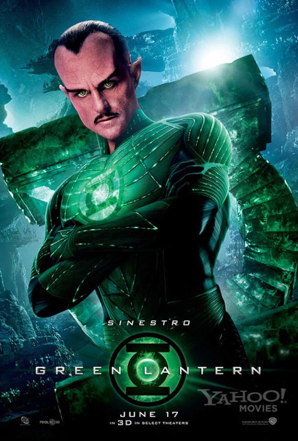 Green Lantern krijgt nieuw CGI-pak van $9 miljoen