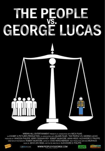 Poster en trailer The People vs. George Lucas