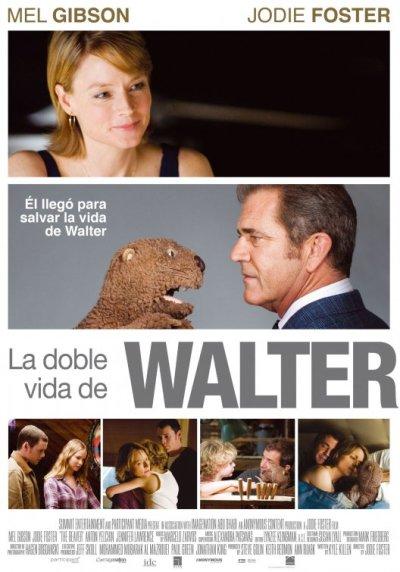 Nieuwe The Beaver posters