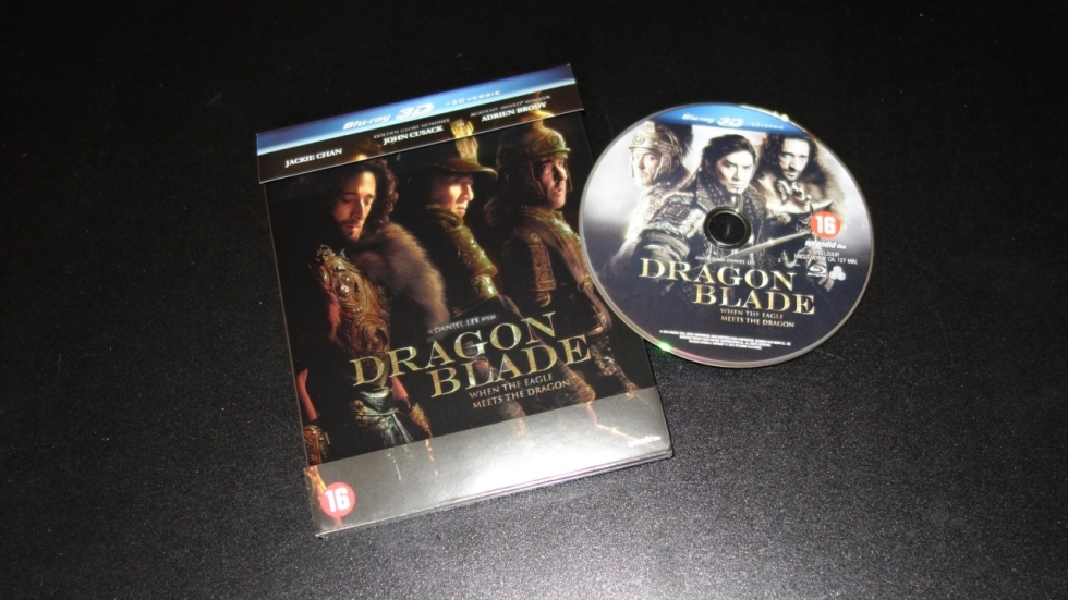 Blu-Ray Review: Dragon Blade