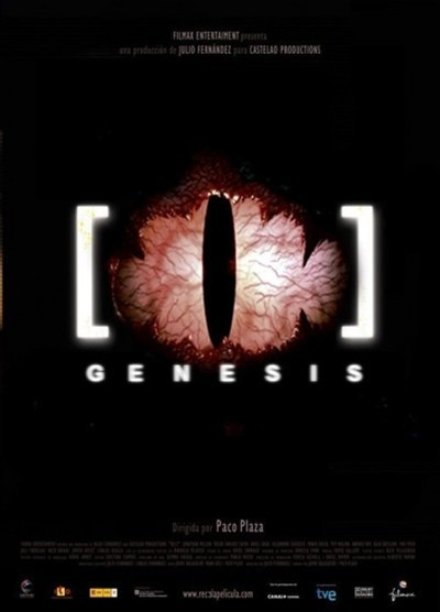 Nieuwe teaserposter [REC] Genesis