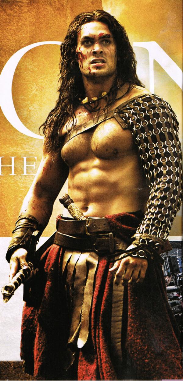 Nieuwe foto's Conan