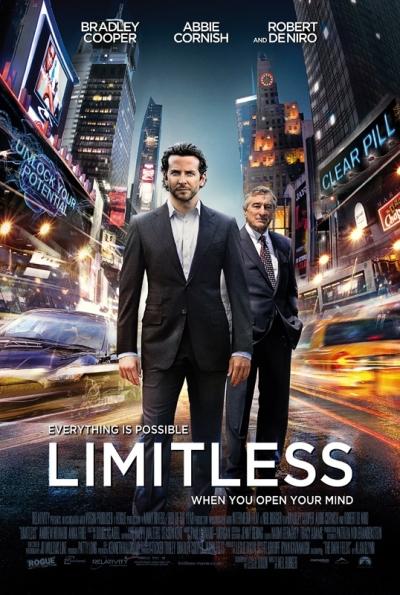 Nieuwe Limitless posters