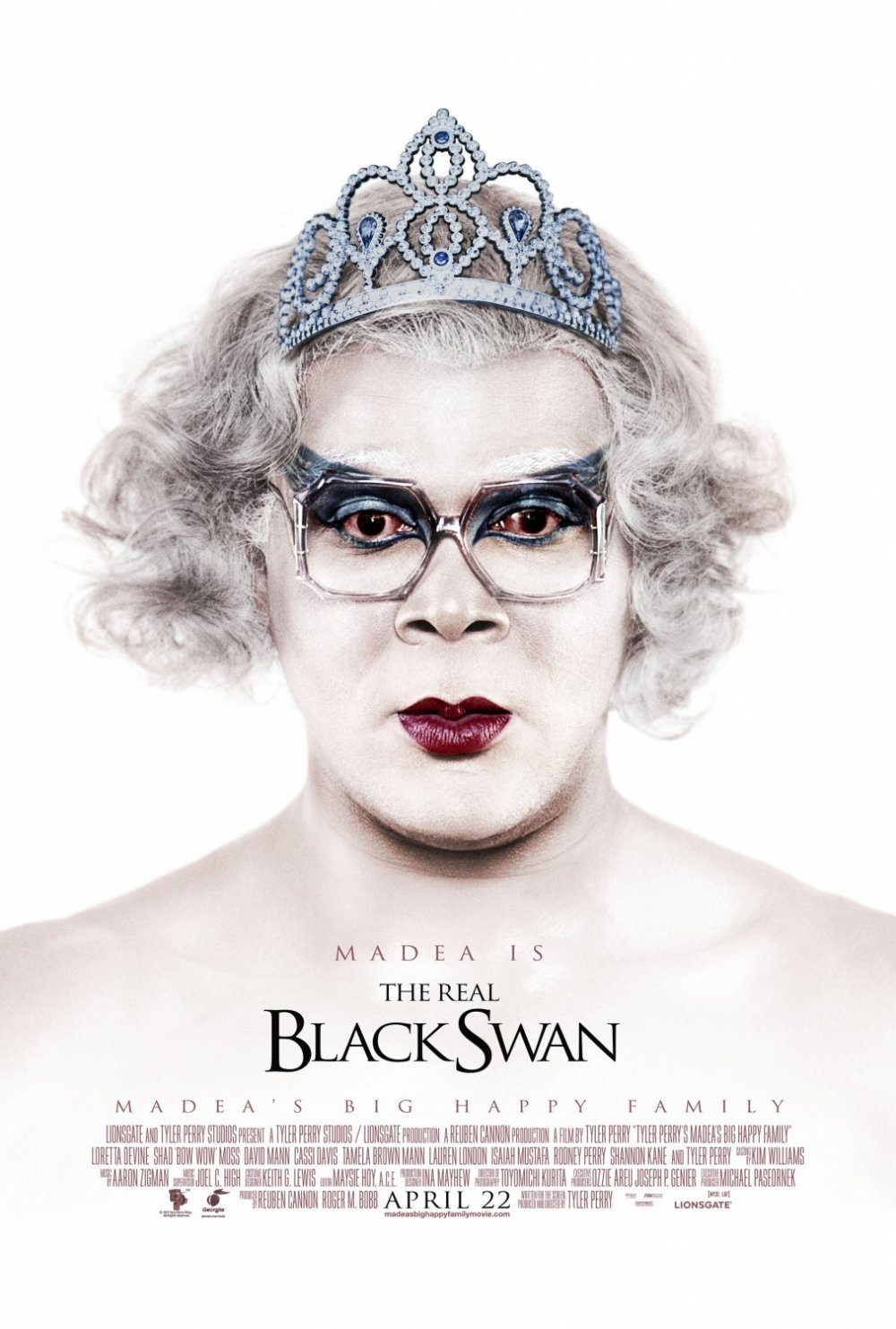 Madea is The Real Black Swan