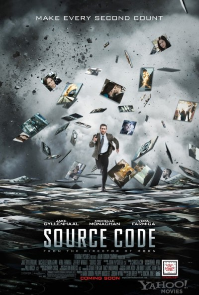 Eerste Source Code poster
