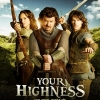 Nieuwe Red Band Trailer Your Highness