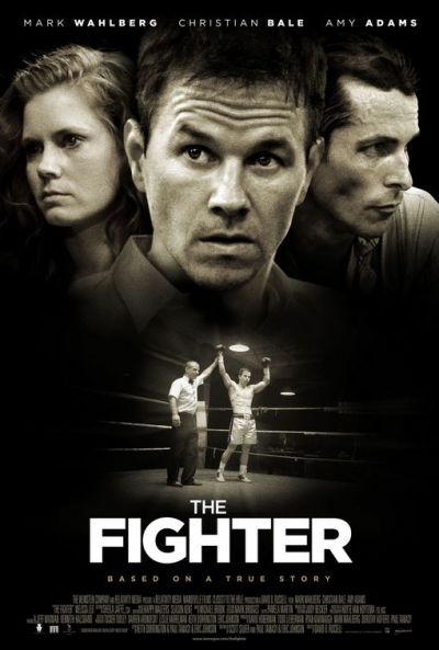 The Fighter: nieuwe filmposter
