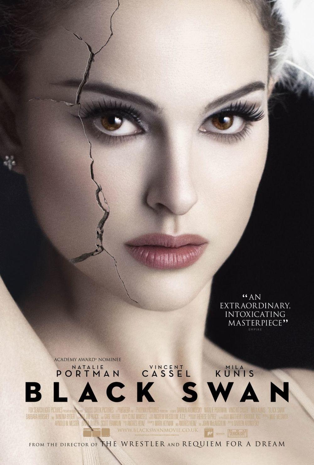 Fraaie Black Swan poster