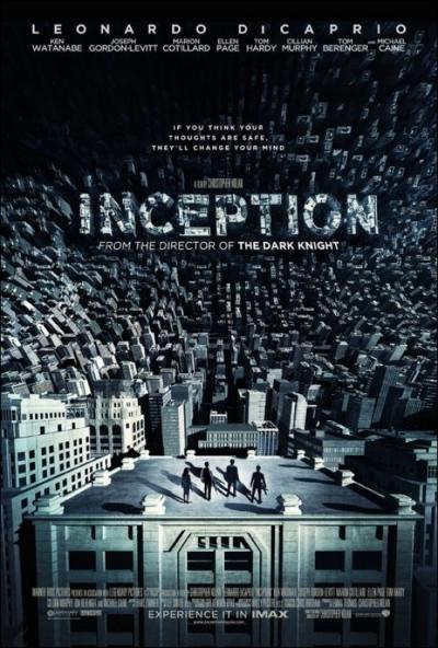 Alternatieve Inception poster