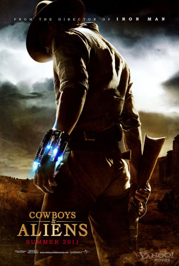 Poster Cowboys and Aliens