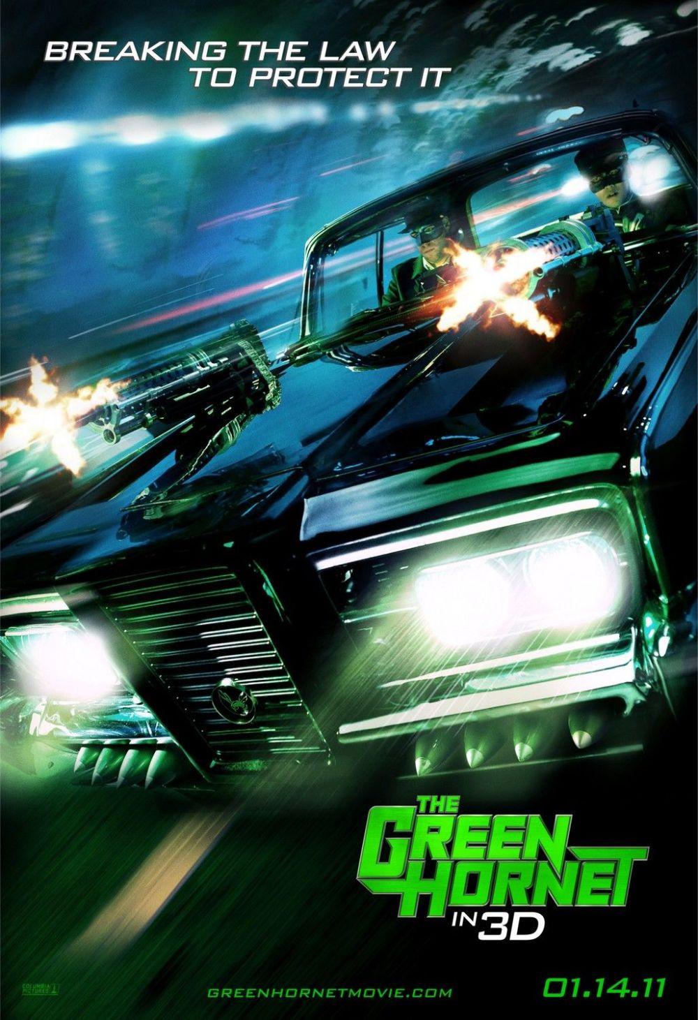 """Ontdek de """"Black Beauty"""" uit The Green Hornet (aanrader)"""