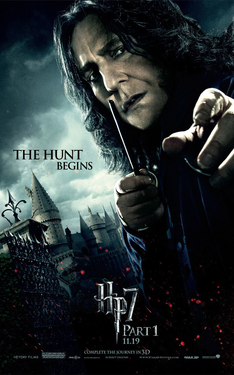 Extra villain posters Harry Potter 7.1