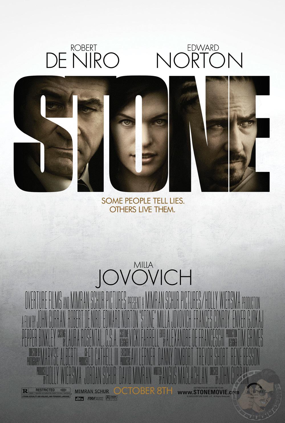 Nieuwe poster Stone