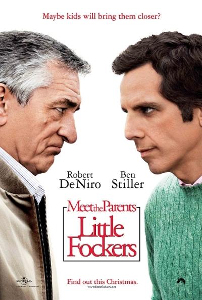 Meet The Parents: Little Fockers poster