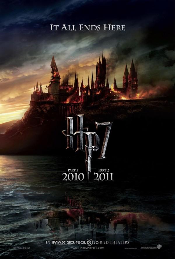 Nieuwe Harry Potter teaser poster & trailer