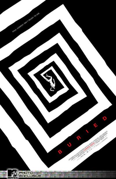 Opvallende nieuwe poster van Buried