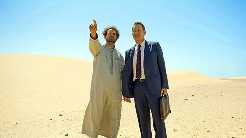 Eerste (Duitstalige) trailer Tom Hanks-film 'A Hologram for the King'