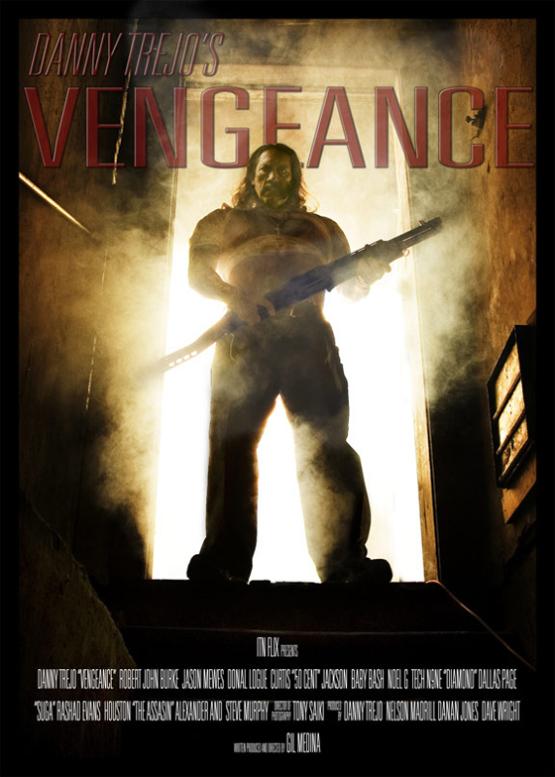 Teaser Trailer Danny Trejo's Vengeance