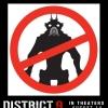 Neill Blomkamp zet 'District 10' voorlopig op een laag pitje